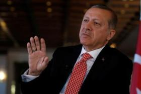 أردوغان يرفض الغداء مع ترمب بسبب حضور السيسي