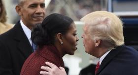 ميشيل أوباما تهاجم ترامب.. والأخير يرد