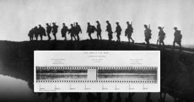 استمع لآخر الطلقات التي أنهت الحرب العالمية الأولى