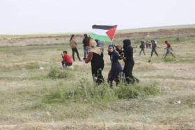 """استعدادات في غزة لـ """"جمعة التضامن مع الشعب الفلسطيني"""""""