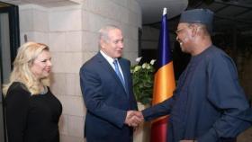 نتنياهو سيعلن استئناف العلاقات الدبلوماسية مع تشاد قريباً