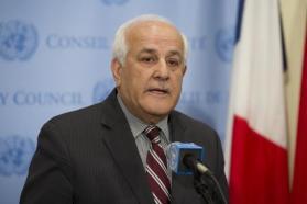منصور: جرأة إسرائيل سببها الصمت الدولي على انتهاكاتها