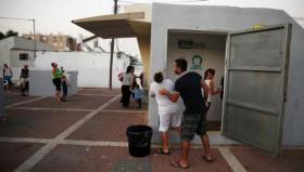 مستوطنو غلاف غزة يقررون المبيت في الملاجئ الليلة