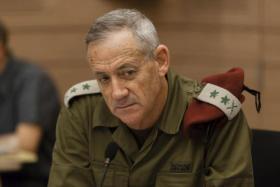 """ردود فعل إسرائيلية حول تصريح غانتس بشأن """"قانون القومية"""""""
