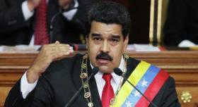 الرئيس الفنزويلي: واشنطن تريد نفطنا كما فعلت بالعراق وليبيا