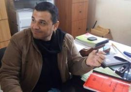 إصابة معلم داخل مدرسة شرق بيت حانون بعد إطلاق الاحتلال النار