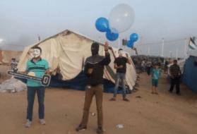 حماس تستعد لاستئناف الإرباك الليلي وإطلاق البالونات الحارقة