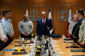 الكابينت الاسرائيلي يجتمع اليوم لبحث التطورات في غزة
