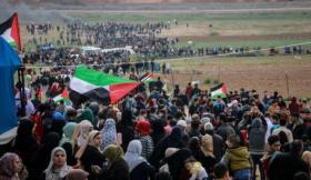 """غزة تستعد لجمعة """"جريمة الحصار مؤامرة لن تمر"""""""
