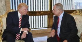 """هكذا نسق نتنياهو مع ترامب عملية الموساد """"الخطيرة"""" في إيران"""