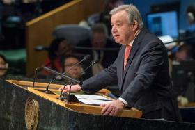 الأمم المتحدة تُحذر من خطورة الوضع الحالي في قطاع غزة