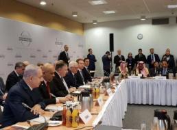 نتنياهو يعتزم لقاء الوفد السعودي في مؤتمر وارسو