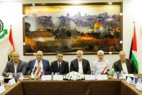 القدس العربي: تفاصيل نقاشات القاهرة والفصائل الفلسطينية حول الوضع في غزة
