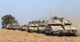 توغل محدود لأليات جيش الاحتلال شرق خانيونس