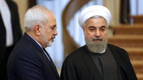 أخبار إيران: روحاني يرفض استقالة ظريف