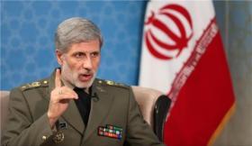 وزير الدفاع الإيراني يهدد إسرائيل بالرد المباشر