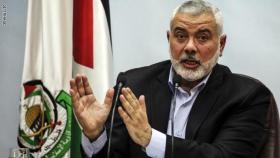 إسماعيل هنية: العلاقة مع مصر دخلت اليوم في فضاء الحوار الاستراتيجي