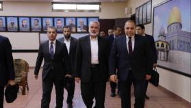 """قناة اخبارية: القاهرة ستعرض على حماس مذكرة تفاهم وهدنة لـ """"سنة"""" مع إسرائيل"""