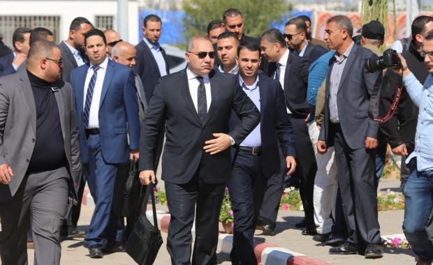 الوفد المصري يبدأ اتصالات لاستعادة الهدوء وقد يصل غزة اليوم