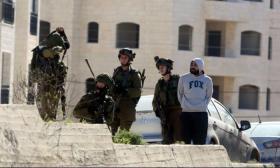 قوات الاحتلال تعتقل 11 فلسطينياً من الضفة الغربية