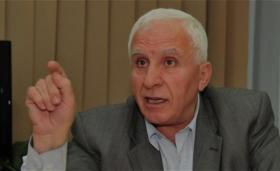 الأحمد يوجه رسالة للفصائل الفلسطينية حول التهدئة