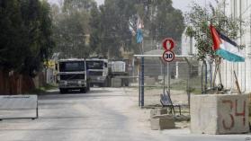 قرارات الاحتلال عقب إطلاق صاروخ من غزة على تل أبيب