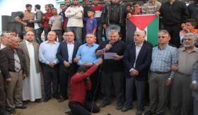 الهيئة الوطنية لمسيرات العودة تدعو لوقف كافة الوسائل الخشنة للتظاهر