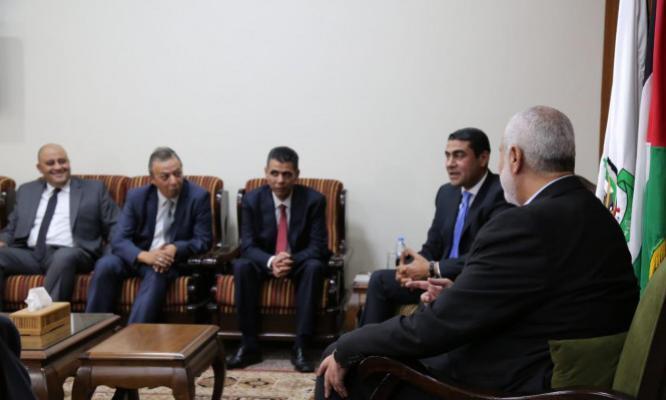 الوفد الأمني المصري يسلم رسالة تهديد لحماس من الاحتلال