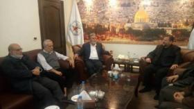 """حماس والجهاد الإسلامي: سنرد على أي استهداف لـ """"مليونية الأرض والعودة"""""""