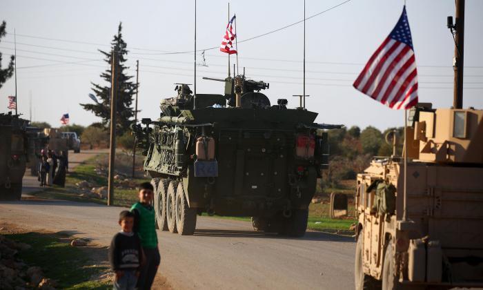 واشنطن تضع شرطا جديدا لسحب القوات من سوريا