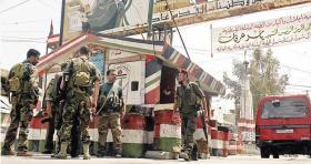 توتر في مخيم عين الحلوة عقب اغتيال أحد عناصر الأمن الوطني