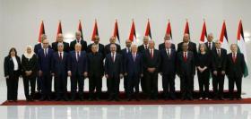 حماس تصدر بيانا عقب أداء حكومة اشتية اليمين القانونية أمام الرئيس عباس
