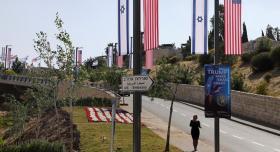 """استعداداً لطرح """"صفقة القرن"""".. واشنطن تُعزز حماية سفاراتها بالعالم"""