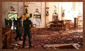 تنظيم داعش يعلن مسؤوليته عن هجمات سريلانكا