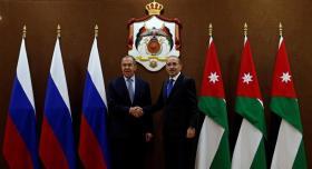 لافروف: قرارات واشنطن حول الجولان والقدس غير شرعية وروسيا مع حل الدولتين