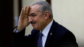 حكومة اشتية تؤدي اليمين القانونية أمام الرئيس عباس