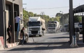 بسبب الاعياد الاحتلال يفرض طوقا على الضفة ويغلق معابر غزة