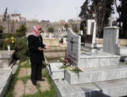 حصل في رام الله.. مسلمة دفنت في مقبرة للمسيحيين بالخطأ!
