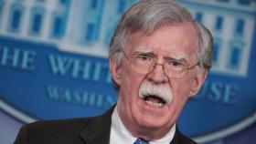 بولتون يتهم إيران بهجومين على الفجيرة وينبع