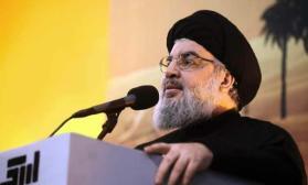 """نصر الله: خطر التوطين يقترب والموقف الفلسطيني هو """"الملك """""""