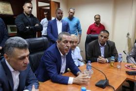 حسين الشيخ: نقول بصوت عالٍ لا للمال المشروط وفلسطين ليست للبيع