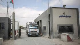 تعرف على حالة المعابر في قطاع غزة لليوم