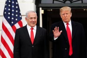 """سفير واشنطن في إسرائيل : ترامب سيسمح لـ""""إسرائيل"""" بضرب إيران"""
