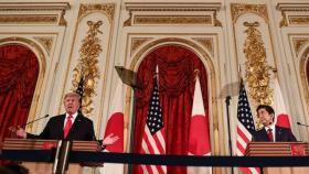 ترامب من اليابان: لا نسعى لتغيير النظام الإيراني