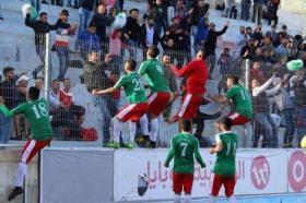 بلاطة والامعري في نهائي كأس فلسطين السبت
