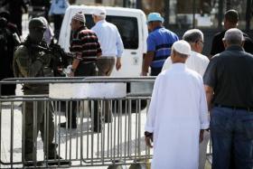 استشهاد طفل برصاص الاحتلال خلال محاولته الدخول إلى القدس للصلاة في الأقصى