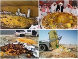 """تعرف على قيمة """"الهدر الغذائي"""" الناتج عن الطعام الزائد في السعودية"""