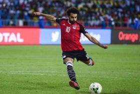 محمد صلاح خارج مواجهة برشلونة