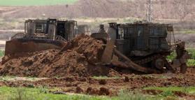 العليا الاسرائيلية تمنع نشر أية تفاصيل عن حفريات أثرية بالضفة