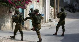 قوات الاحتلال تعتقل الأسير المحرر مفيد شديد جنوب الخليل